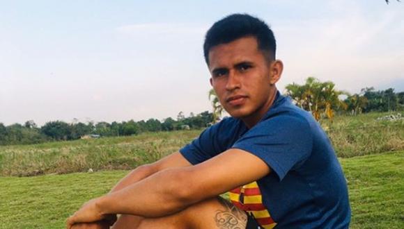 Osama Vinladen Jiménez nació en octubre del 2002 y juega en el Unión Comercio, club que disputará la Liga 2 en esta temporada. (Foto: Instagram)