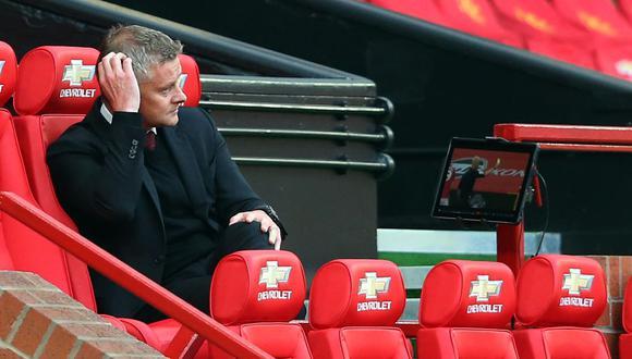 Ole Gunnar Solskjaer es entrenador de Manchester United desde la temporada 2018. (Fuente: AFP)
