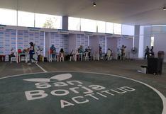 San Borja: habilitan centro de vacunación contra el COVID-19 en alianza con Essalud