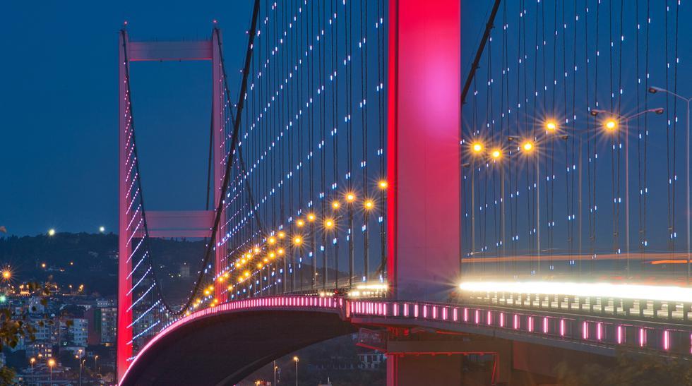 Los puentes con los diseños más atractivos del mundo - 1