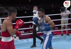 Tokio 2020: el boxeador peruano Leodan Pezo perdió en la ronda 32 en los Juegos Olímpicos
