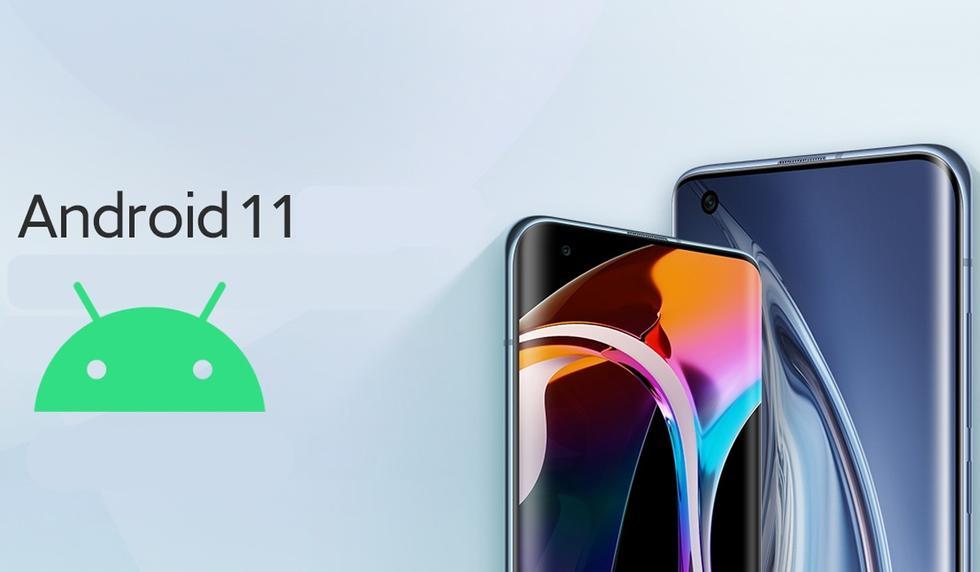 FOTO 1 DE 3   ¿Ya quieres tener Android 11? Entonces chequea este listado de Xiaomi   Foto: Xiaomi (Desliza a la izquierda para ver más fotos)