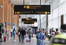 Canatur: Flujo de pasajeros en vuelos nacionales aumentará desde noviembre