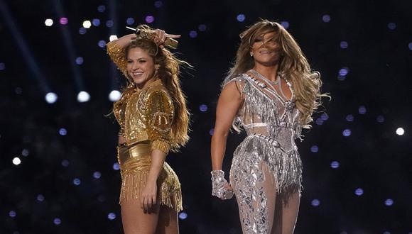 Shakira donó una prenda que utilizó en el Super Bowl por una buena causa. (Foto: AFP/Timothy A. Clary)