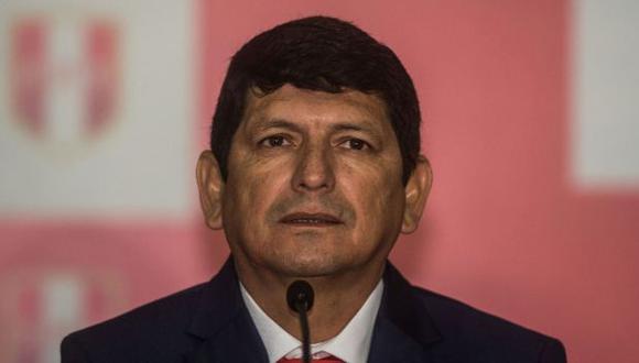 TAS falló en contra de la FPF : ¿Qué pasara ahora con Agustín Lozano y las elecciones? (Foto: AFP)