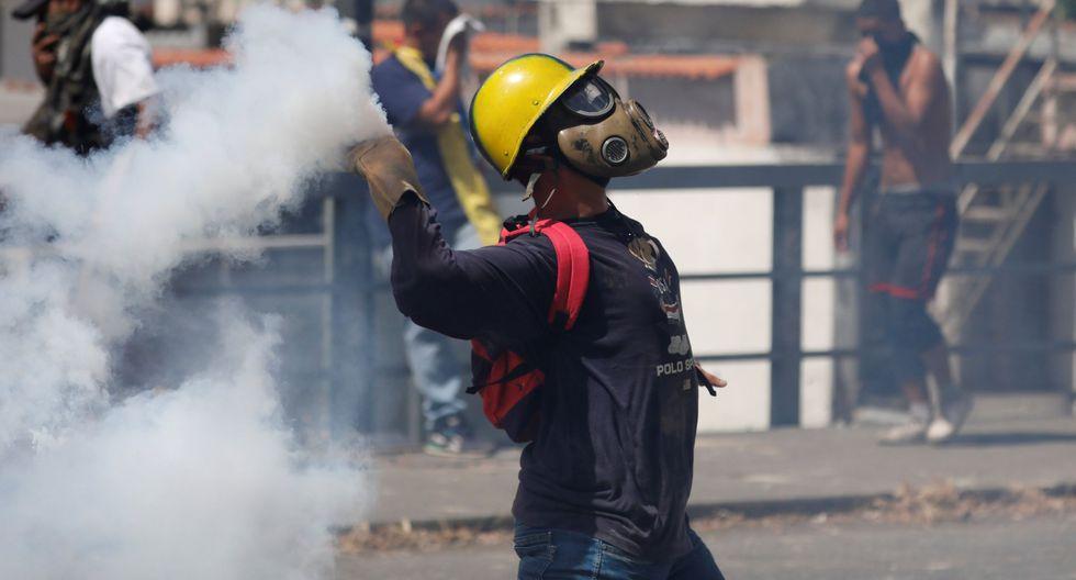 Venezuela: Los más pobres acompañan a la oposición en su epopeya para derrocar a Nicolás Maduro. (Reuters).