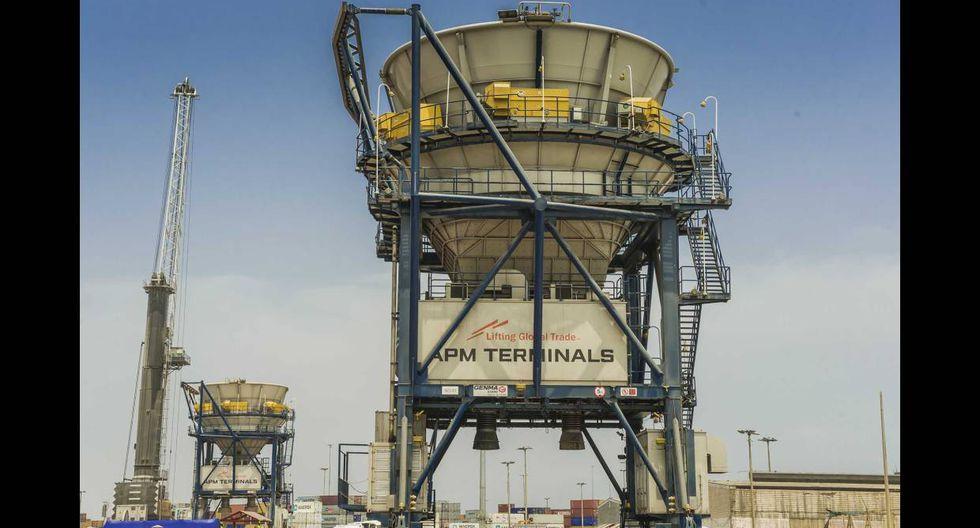 APM Terminals culminó etapas 1 y 2 del Terminal Norte - 3