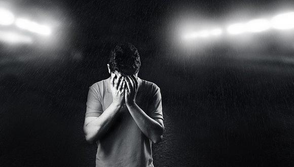 Depresión. (Foto referencial: Pixabay)