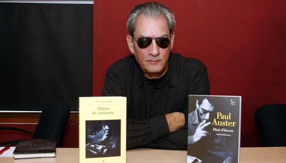 """Paul Auster: """"En el fondo, el Nobel carece de significado"""""""