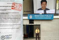 Amazonas: fiscalía abre investigación contra profesor acusado de ultrajar a una alumna