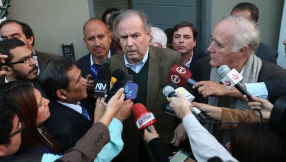 Barnechea tras visita a PPK: No vamos a participar en gobierno