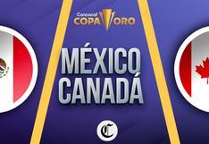 Vía TUDN, sigue EN DIRECTO México vs. Canadá por la semifinal de la Copa Oro 2021