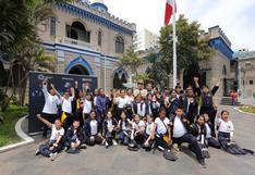Ministerio de Defensa lanzó tour 'Héroes' para escolares de Lima y Callao | FOTOS