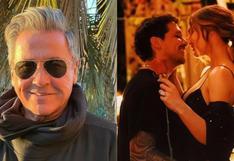 Ricardo Montaner revela que ayudó a Christian Nodal a elegir el anillo para Belinda