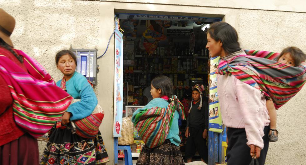 """""""Niños del milenio"""" ha recopilado información desde el 2002 sobre las condiciones de vida de 2.700 niños en 20 localidades del país y examina su variación en el tiempo (Foto: Niños del milenio)"""