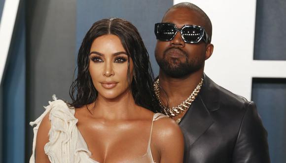 """Kanye West aseguró que ha """"estado tratando de divorciarse"""" de Kim Kardashian porque le fue infiel. (Foto: EFE/ Ringo Chiu)"""