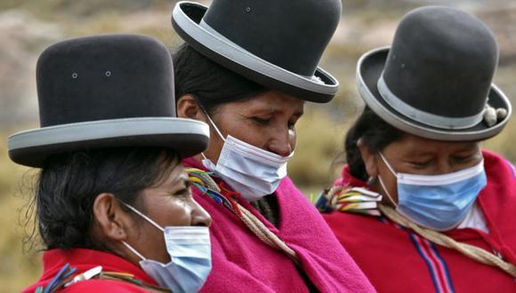 En Bolivia, la pandemia de covid-19 dejó más de 144.000 contagiados y cerca de 9.000 fallecidos. (Foto referencial: AIZAR RALDES / AFP)