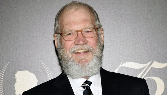 David Letterman vuelve a la pantalla, esta vez con el gigante Netflix. (Fotos: Agencias)