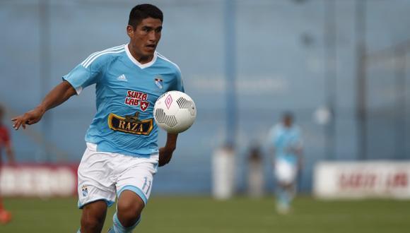 """Irven Ávila: """"Prefiero jugar la Libertadores con Cristal"""""""