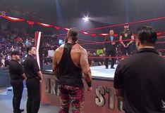 WWE RAW: revive el programa que contó con la presencia del boxeador Tyson Fury enfrentándose a Braun Strowman | VIDEO