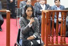Poder Judicial anuló prisión preventiva contra Melisa González Gagliuffi