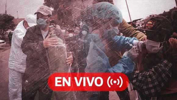 Coronavirus Perú EN VIVO | Últimas noticias, cifras oficiales del Minsa y datos sobre el avance de la pandemia en el país, HOY martes 15 de setiembre de 2020, día 184 del estado de emergencia por Covid-19. (Foto: Diseño El Comercio)