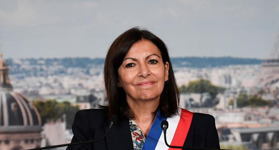 Anne Hidalgo ha estado viajando por varias ciudades de Francia en los últimos meses, algo que los medios franceses califican de acciones con miras a su postulación a la presidencia. (Foto: AFP).