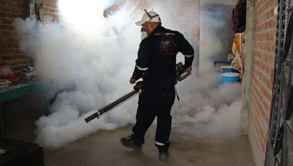 Piura: casos de dengue aumentan a 107 en solo una semana
