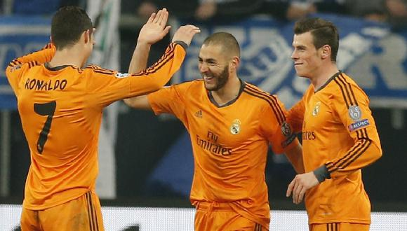 Tridente letal: Benzema, Bale y Cristiano suman 70 goles
