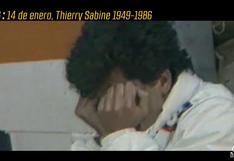 Día de duelo en el Dakar 1986 por la partida de su creador