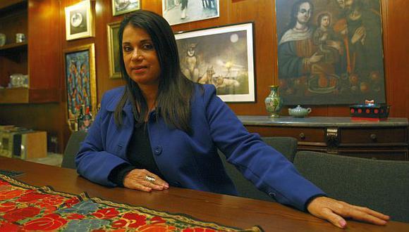 Freitas fue designada defensora del Pueblo el año pasado, pero tuvo que renunciar (Foto: Paul Vallejos Coral / Archivo El Comercio)