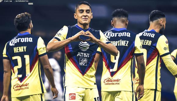 América, con asistencia de Pedro Aquino, venció a Querétaro por la Liga MX