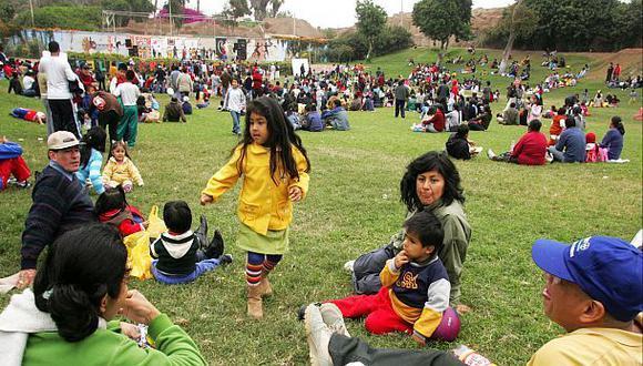 Fiestas Patrias: 100 mil visitas en el Parque de las Leyendas