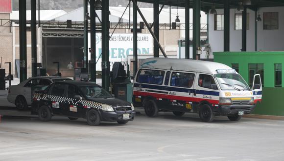Sutran informó que empresas de inspección técnica vehicular fueron sancionadas tras operaciones de fiscalización pero siguen operando. (Foto: Referencial/GEC)