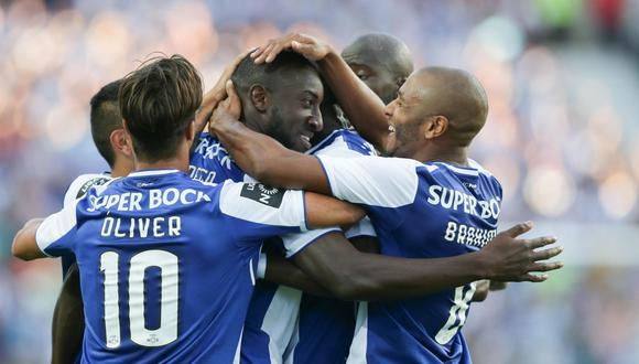 Porto vs. Besiktas: chocan por la Champions League. (Foto: Agencias)