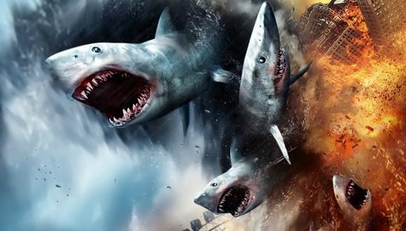 Reseña: Sharknado, The Videogame