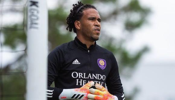 Pedro Gallese, nominado para el premio del Golden Glove que otorga la MLS. (Foto: Orlando City)
