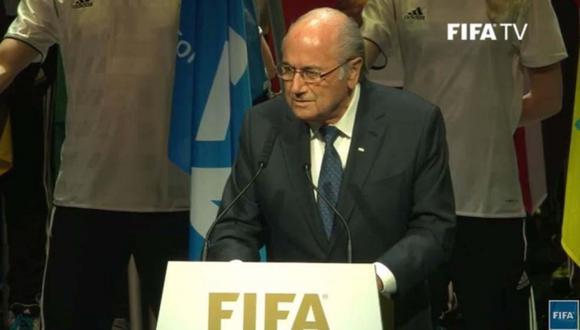 """Joseph Blatter: """"Sé que van a llegar más noticias malas"""""""