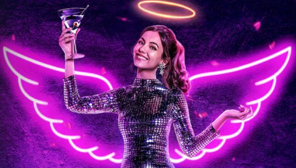 """Victoria Justice es la protagonista de la película de """"Más allá de la fiesta""""  (Foto: Netflix)"""