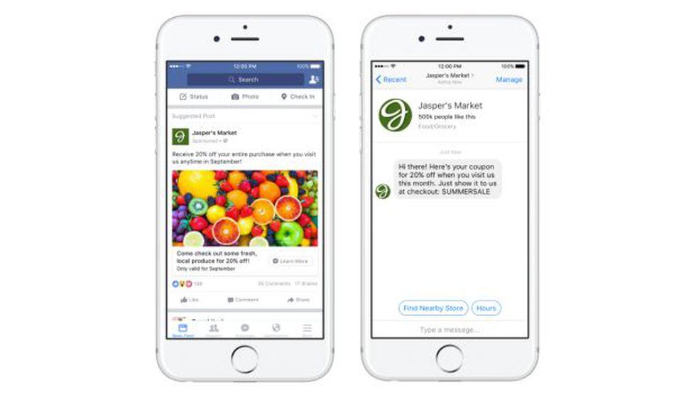 Las empresas solo podrán contactar con aquellas personas que acepten enviar mensajes al iniciar una conversación en WhatsApp. (Foto: Facebook)