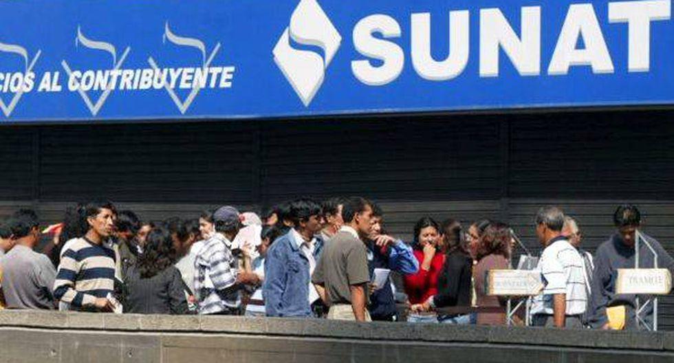Sunat: Recaudación de impuestos creció 4,5% en diciembre