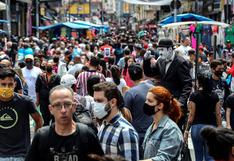 Brasil confirma un repunte en el número de muertes diarias por coronavirus