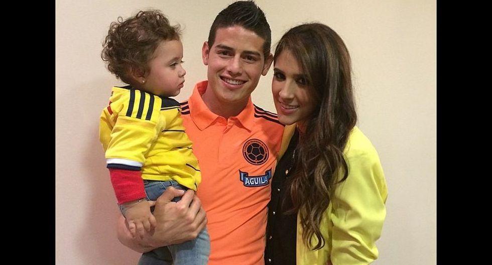Día del Niño: conoce a los hijos de las estrellas del fútbol - 5
