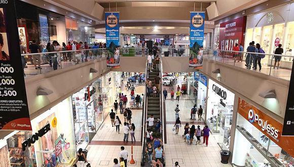 Sector retail cerró julio con ingresos inferiores en un 40% con respecto al 2019. (Foto: GEC)