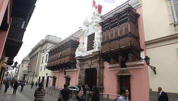 Por medio de tres resoluciones supremas se designó a nuevos embajadores del Perú. (Foto: GEC)