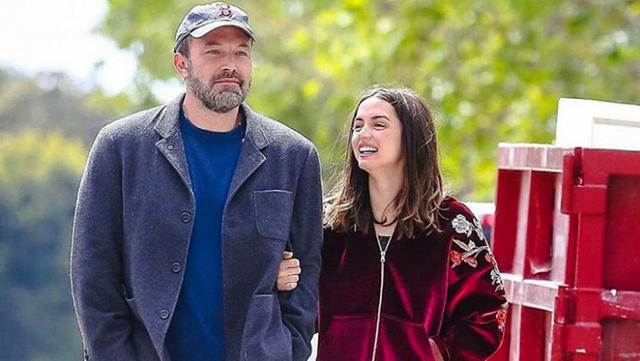 After almost a year of romance, Ben Affleck and Ana de Armas ended their relationship.  (Photo: People)