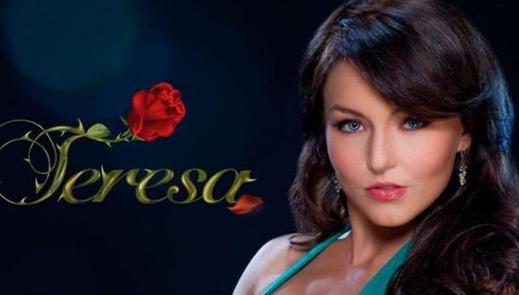 """Diez años después de su estreno, """"Teresa"""" sigue siendo muy recordada, al punto que su reestreno no decepcionó en México (Foto: Televisa)"""