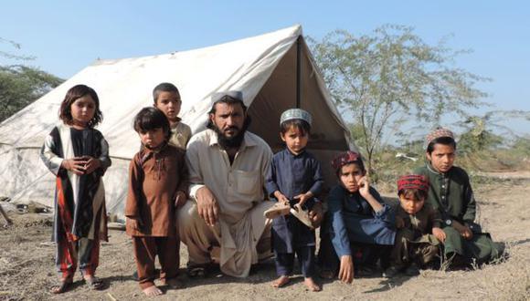 Satarjan ha pasado cuatro años tratando de localizar a su hermano y sobrinos, en vano.