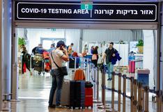 Israel anuncia que reabrirá sus puertas a grupos de turistas tras paréntesis por cuarta ola de coronavirus