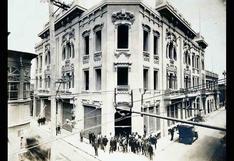 1921: Palais Concert
